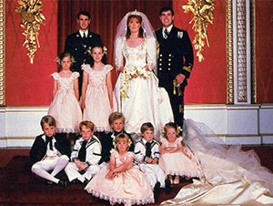 royal weddings century history british royal family andrew and sarah