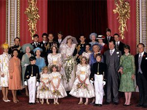 royal weddings century history british royal family charles and diana