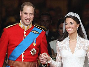 royal weddings century history british royal family william and kate