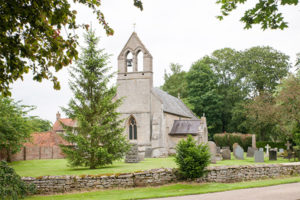 St Oswalds Church Howell manor