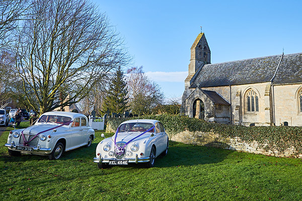 howell manor open day new year church wedding cars