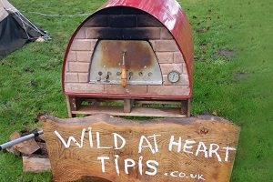 howell manor open day new year pizza oven wild at heart tipis