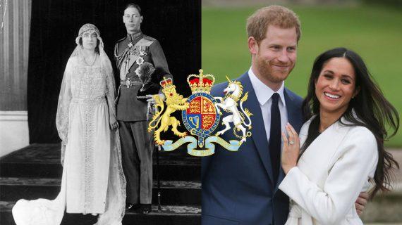 A century of Royal Weddings – When, Where & Who!