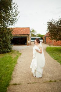 howell manor, lincolnshire wedding venue, bride, wedding dress